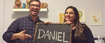 Marcos e Natalia Botelho gravam a série 'Nosso primeiro parto' para falar da chegada do filho