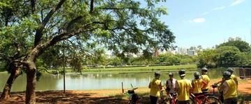 Tours gratuitos de bicicleta por pontos turísticos e históricos em São Paulo
