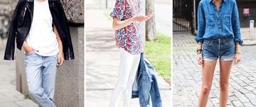 Saiba como combinar o sapato com o tipo de calça jeans
