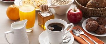 Confira 8 alimentos saudáveis para o café da manhã