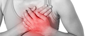 Saiba quais os sintomas de um infarto em mulheres