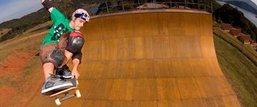 Atletas conhecidos do skate confirmam presença na pista do 4º Salão Gospel