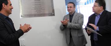Roberto de Lucena visita Casa do Turismo de Marília