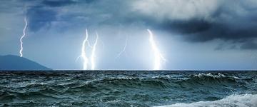 Ventos fortes não podem diminuir a intensidade da fé
