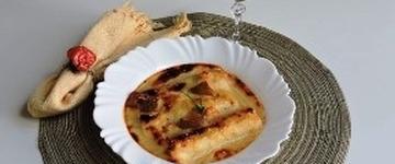 Receita de canelone de camarão é sugestão de prato para o jantar
