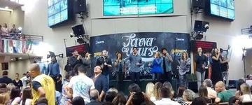Álbum 'Pra Sempre Teu', da Gateway Worship, foi gravado por time de cantores brasileiros, na Batista da Lagoinha