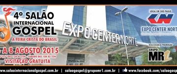 Salão Internacional Gospel realizará sua 4ª edição em agosto (2015)