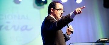 Pastor Silmar Coelho será o preletor do Café de Pastores da CPESP, nesta quarta-feira (25)