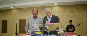 Conselho de Pastores de Poá celebra aniversário da cidade com culto e orações