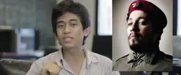 Chamado de 'analfabeto político' por Jean Wyllys, jovem de 19 anos desafia o deputado para debate