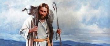 Ovelhas de Jesus Cristo, o Bom Pastor