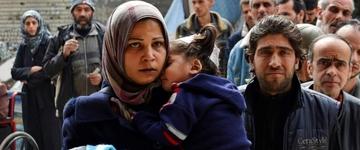 Mais de 400 pessoas são mortas pelo Estado Islâmico em uma semana, na Síria