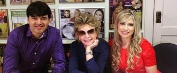 """Elaine de Jesus firma contrato com a MK Music: """"Coisa boa pela frente"""""""