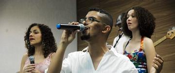 Saviour'Songs se apresenta na Adventista da Promessa: 'Experiência muito boa'
