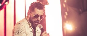 """Novo DVD de Jonas Vilar vai para mixagem e cantor declara: """"Estamos sendo zelosos quanto ao prazo"""""""