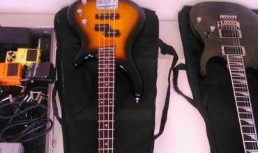 Instrumentos foram recuperados um dia após o furto (Foto: Divulgação/Guarda Municipal)