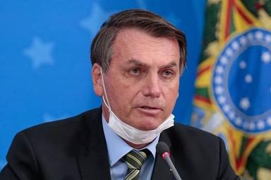 O presidente Jair Bolsonaro. (Foto: Reprodução / Agência Brasil)