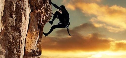 Alpinismo. (Foto: prosseguir)