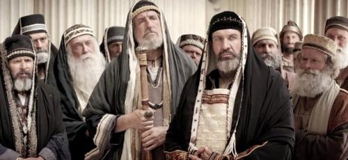 Fariseus. (Imagem: Youtube)