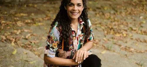 Vanessa Moraes fez grande sucesso nos anos 90. (Foto: Divulgação).