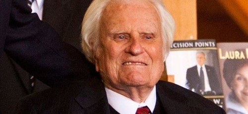 Billy Graham foi um dos maiores evangelistas dos últimos tempos e faleceu aos 99 anos, nos EUA. (Foto: BGEA)