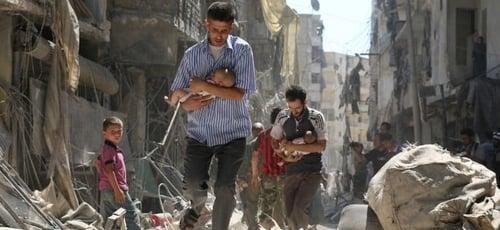 Síria. (Foto: Reuters)