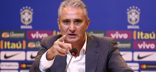 O técnico Tite liberou na última segunda-feira a lista dos convocados para a Copa do Mundo de Futebol 2018. (Foto: Lucas Figueiredo - CBF)