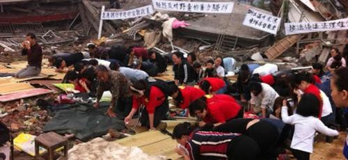 O governo já ordenou a destruição de igrejas na China. (Foto: China Aid).