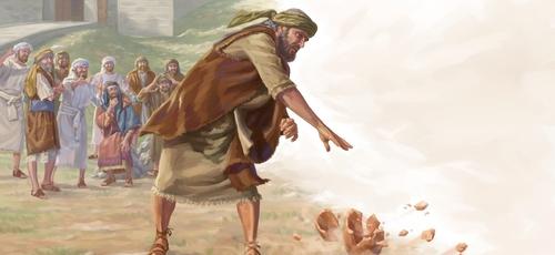 Profeta Jeremias. (Foto: JW.org)