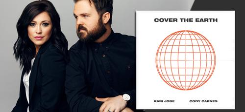 """""""Cover The Earth"""" pode ser ouvido ou baixado em diversos serviços de música. (Fotos: Divulgação)."""