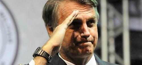 Jair Bolsonaro (PSL) foi eleito com mais de 55% dos votos válidos no segundo turno das eleições de 2018. (Foto: Osul)