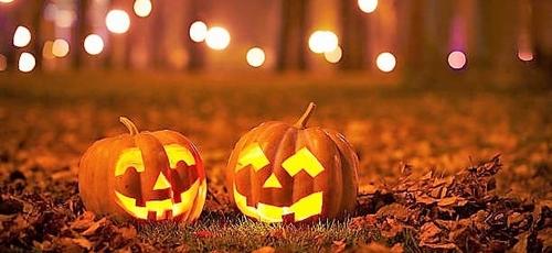 Abóboras são usadas como parte de decoração das festas de Halloween. (Foto: The Impact)