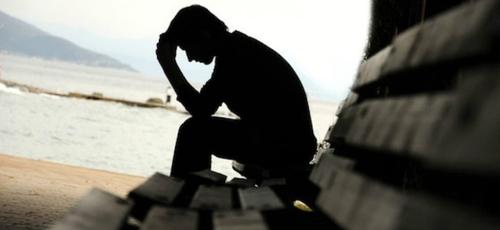 Depressão. (Foto: IOL)