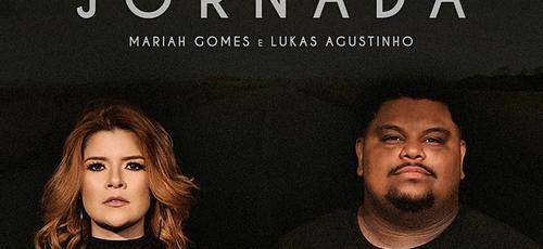 """Mariah Gomes está lançando o clipe """"Jornada"""", com a participação de Lucas Agustinho. (Imagem: Divulgação)"""