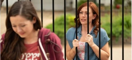 O filme 'Unplanned' conta a história da médica Abby Johnson, que se converteu ao Evangelho e decidiu abandonar seu emprego em uma clínica de aborto da 'Planned Parenthood' (Imagem: Pureflix)