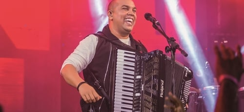 Sandro Nazireu estará no palco da Expoevangélica 2019. (Foto: Divulgação)