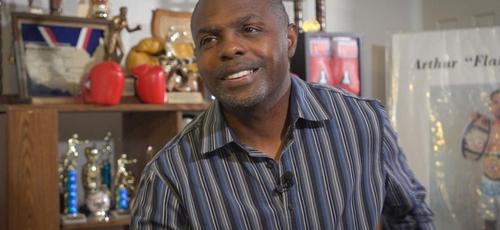 Arthur Johnson tem recordes no boxe que permanecem até hoje. (Foto: CBN News)