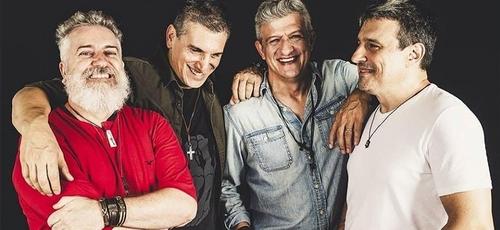 Banda Resgate está completando 30 anos em 2019. (Foto: Facebook)
