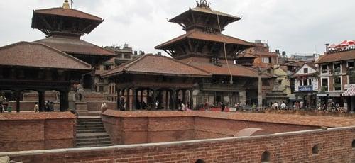 De maioria hinduísta, apenas 4,1% da população do Nepal é cristã. (Foto: Portas Abertas)