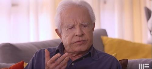 Cid Moreira concedeu uma entrevista exclusiva para o programa 'Nova Talk', do pastor e apresentador Maurício Fragale. (Imagem: Cid Moreira)