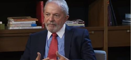 Lula falou sobre seu desejo de reaproximar o PT dos evangélicos, visando as eleições de 2022. (Imagem: TVT/Reprodução)