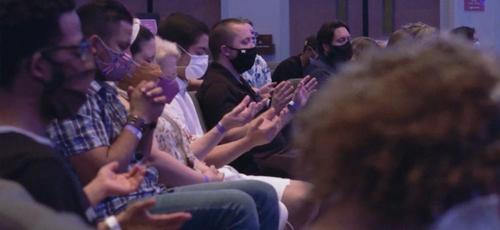 Igrejas abriram nos EUA pela primeira vez no domingo de Pentecostes. (Foto: CBN News)