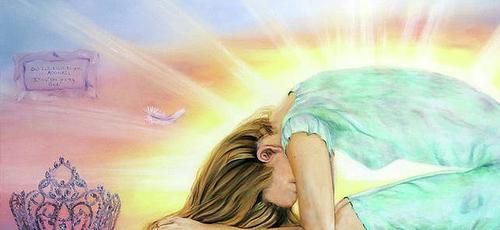 Give It All Back To You, pintura da artista Jeanette Sthamann. (Foto: Pixels/Fine Art America)