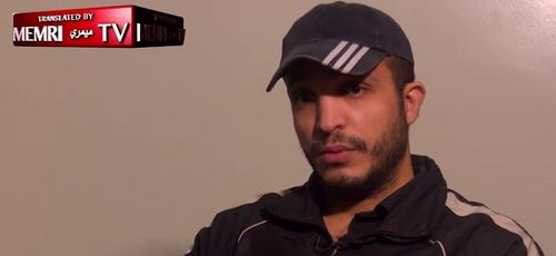 Sayyaf Sharif Daoud foi um militante árabe do Estado Islâmico. (Foto: MEMRI TV Videos)