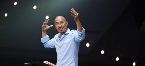 O pastor Francis Chan decidiu abandonar as mídias sociais. (Foto: Reprodução/Facebook)