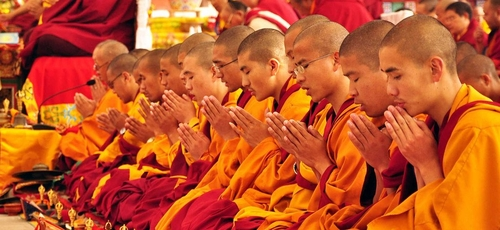 Segundo o professor Harold A. Netland, o budismo clássico dispensa a existência de um deus criador. (Foto: flickr.com)