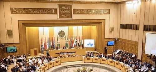 Visão geral de uma reunião dos ministros das Relações Exteriores da Liga Árabe na sede da organização na capital egípcia, Cairo, em 11 de setembro de 2018. (Foto: Mohamed El-Shahed/AFP)