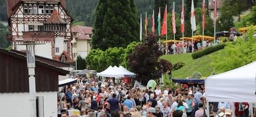 Multidão participa da Missão de Pentecostes de 2019 em Liebenzell. (Foto: Reprodução/Missão Liebenzeller)