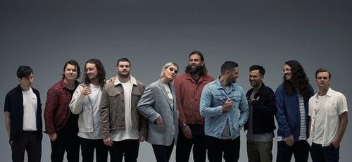 A banda de adoração da Hillsong Church fará o tour do álbum People no Brasil em novembro. (Foto: Divulgação)