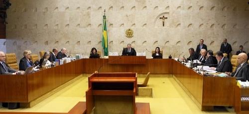 (Foto: Plenário do Supremo Tribunal Federal. (Foto: Nelson Jr./SCO/STF/JC)